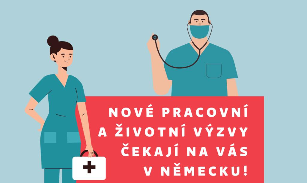 Práce v Německu pro lékaře a zdravotní sestry